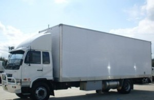 MoversRUs Susie removalist truck.