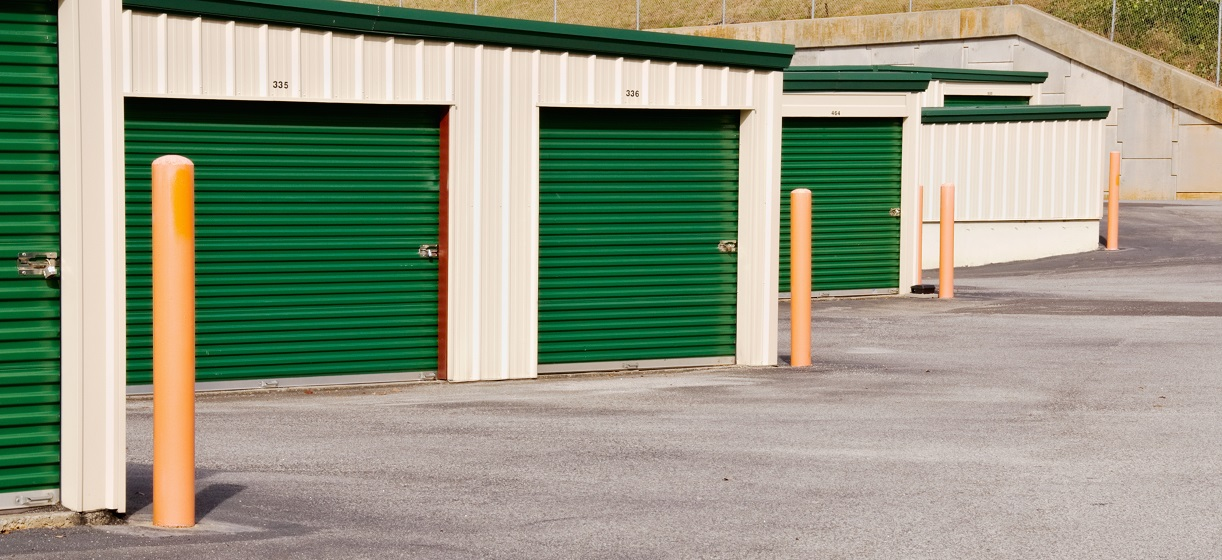 Secure Storage Solutions. MoversRUs!